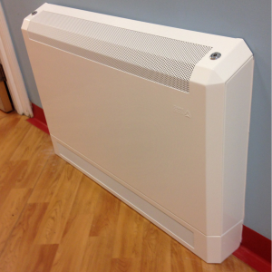 Sloping Top Anti Ligature Radiator Guard